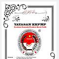 Ormas KKP-MP Membangun Pesantren di Leuwi Damar Kabupaten Lebak Provinsi Banten