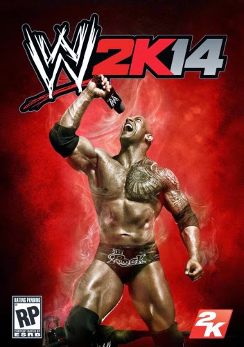 WWE 2K14 Psp Oyun Full