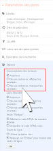 Facebook : Commentaires