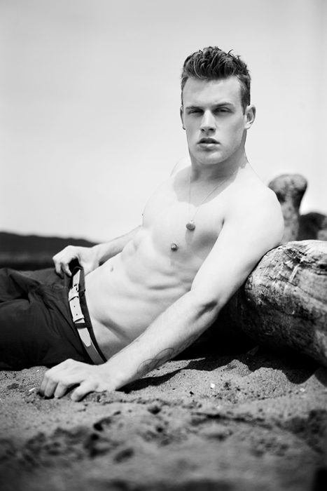 Dylan Bamforth @ I Model Mgmt by Joshua McVeity, 2011