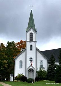 Church in Harbor Springs