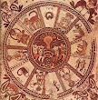 Zodiac Wheel Sixth Century Mosaic Beit Alpha