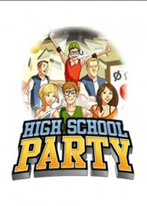 High School Dance Anime Party