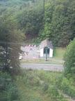 Blick aus der Waldecker Burgbahngondel