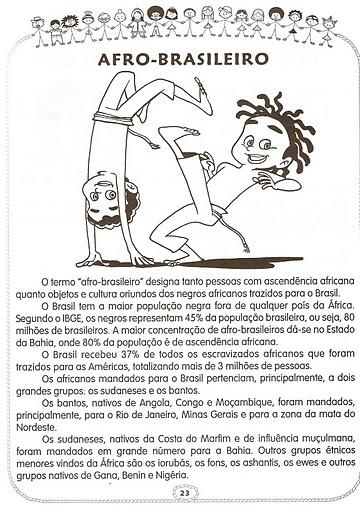 Favoritos atividades variadas: CULTURA AFRO DO74