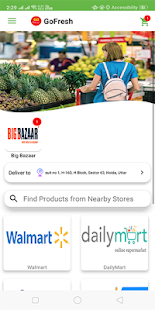 Download GoFresh - Multi Vendor Grocery/ Milk Delivery App For PC Windows and Mac apk screenshot 2