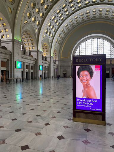 Samsung Partners with New Tradition Media and the Consumer Experience Group to Bring New Technology to Historic D.C. Landmark