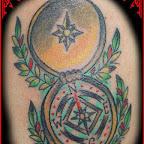 compass - Stuff Tattoo