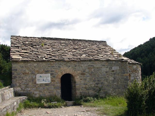 senderismo - ruta de las ermitas de tella