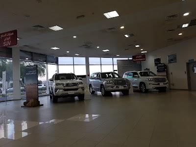 ... Toyota Showroom - Khorfakkan - Al Futtaim Motors ...