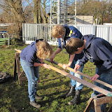 Zeeverkenners - Onderhoud hout - IMG_4997.JPG