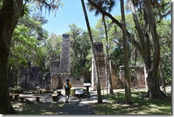 Bulow sugar mill ruins