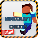 Cheats For Minecraft FREE !!! icon
