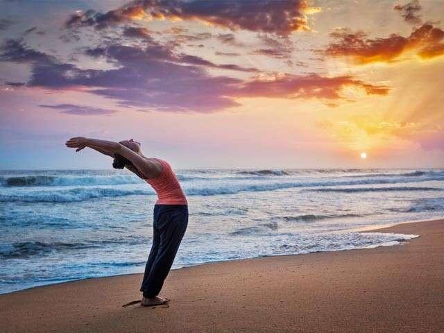 تمارين اليوغا لفقدان الوزن