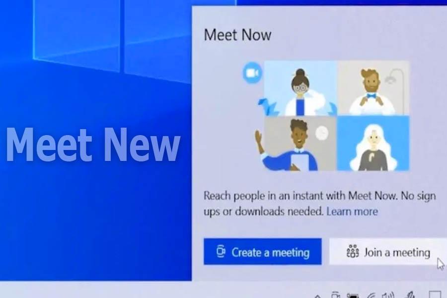 تعرف علي ميزة Meet New الجديدة في ويندوز 10