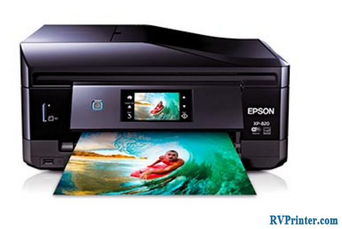 All about Epson XP-820 Printer Resetter