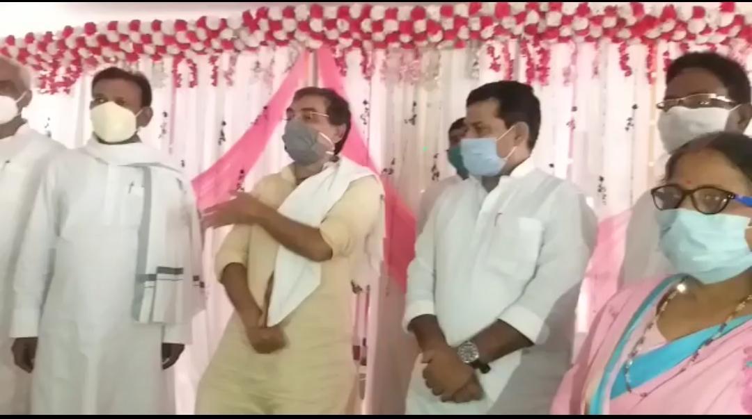 जदयू को झटका,पूर्व विधायक व प्रदेश उपाध्यक्ष श्याम बिहारी राम ने छोड़ी जदयू, रालोसपा में हुए शामिल।