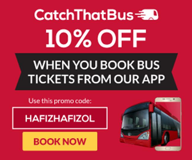 CatchThatBus promo Code