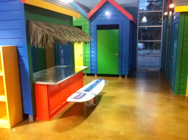 Pengu Swim School is in the building!