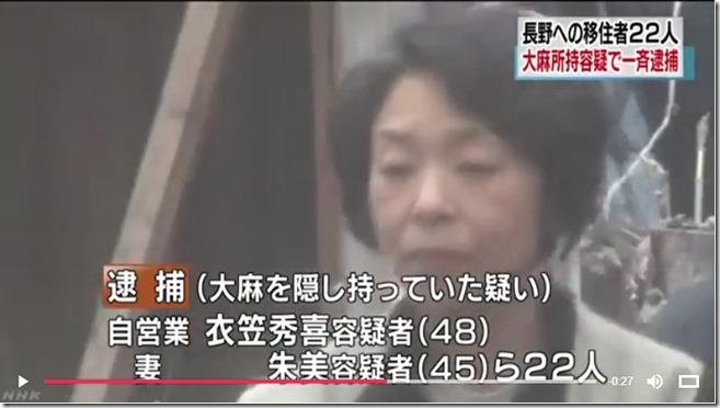 長野大麻22人逮捕nh04