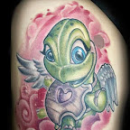 cute turtle - tattoos ideas