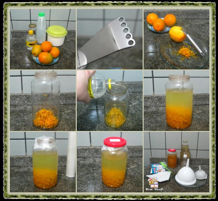 Licor de laranja 2