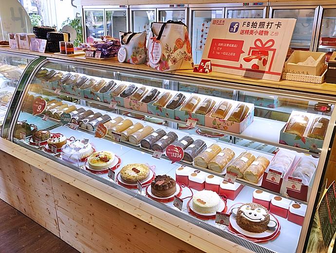 14 亞尼克台中旗艦店 台中美食 台中旅遊 帕達諾起司生乳捲