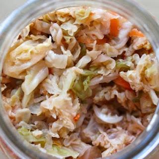 Easy Kimchi