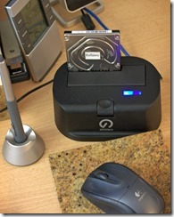 USB SATA HHD adaptor