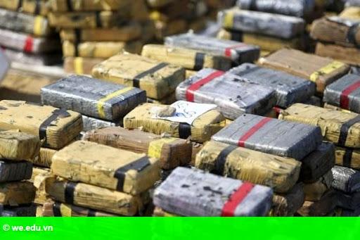Hình 1: Malaysia triệt phá đường dây ma túy lớn trị giá 14,3 triệu USD