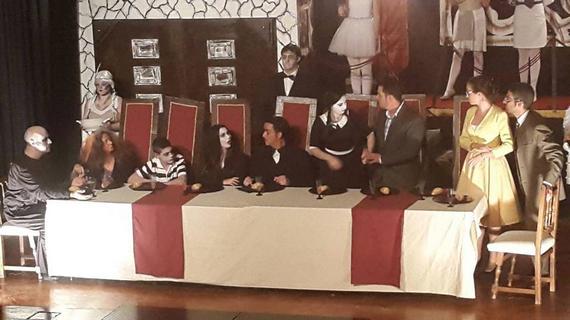 Premi i nominats Concurs Teatre de les Falles de Torrent en obra curta
