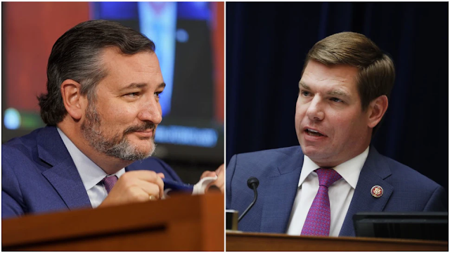 Cruz: 'I've Said 'Screw The Chinese Communists.' Little Did I Know How Closely Swalwell Was Listening'