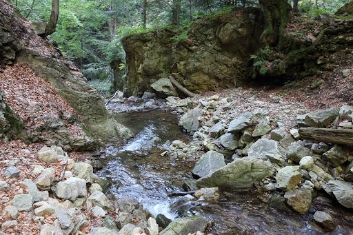 V Šútovskej doline nad vodopádom