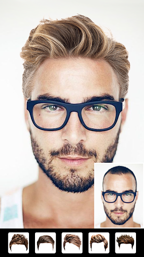 Beard Man - Beard Styles & Beard Maker 4.0.6 screenshots 2