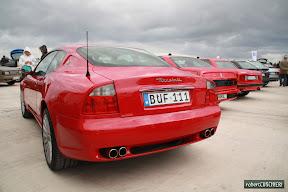 Red Maserati 3200GT