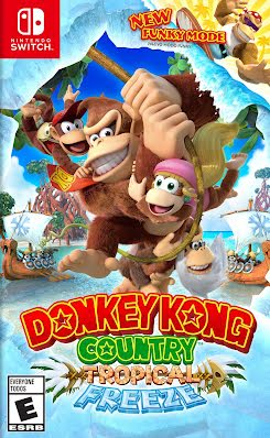 Donkey Kong Country: Tropical Freeze (2014)