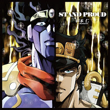 JoJo's Bizarre Adventure: Stardust Crusaders OP Single – STAND PROUD