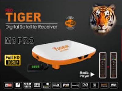 تحديث جديد لجهاز TIGER M3 Pro