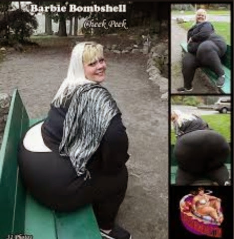 Bbw snacks on donuts cocks and asses - 33 part 4