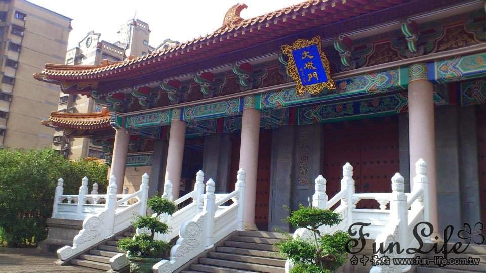 台中孔廟-9