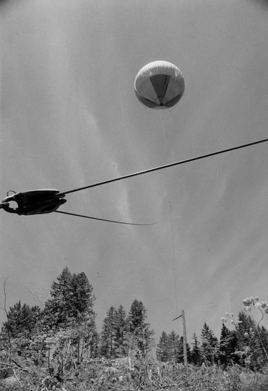 Aerologging