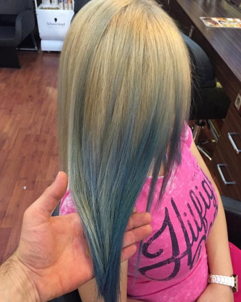 25 Trendy Ombre Hair Color Notion for Women 2018 1