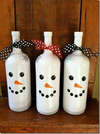 decorar botellas navidad todonavidad info (16)