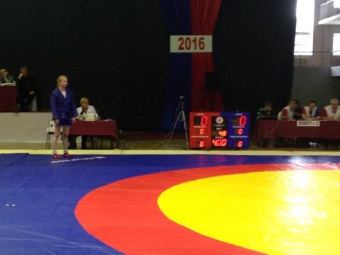 18-23 января 2016, Кстово