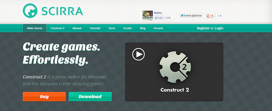 Best Free Multiplatform Game Development Engines for Non