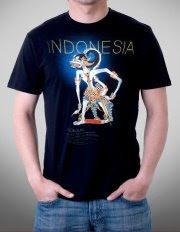 KAOS KHAS BUDAYA INDONESIA, DESAIN OK BANGET!!
