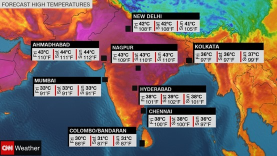 India_High_Temperatures