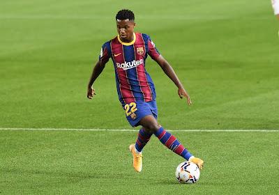 Manchester United avait formulé une offre stratosphérique pour Ansu Fati