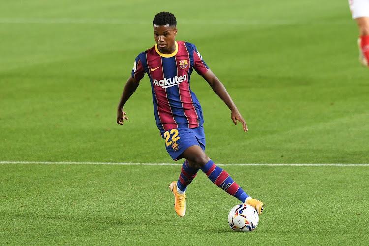 Barcelona maakt gehakt van Ferencvaros
