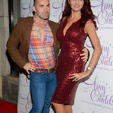WWW.ENTSIMAGES.COM -    Louie Spence and Amy Childs   at      Amy Childs Clothing anniversary party at Dirty Martini, London October 27th 2014The Only Way is Essex star hosts party to celebrate the third anniversary of her eponymous fashion line and launch her new autumn/winter 2015 collection.                                                  Photo Mobis Photos/OIC 0203 174 1069
